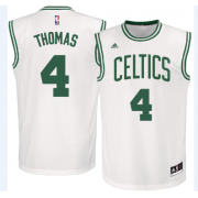 Boston Celtics Basketball Trøjer 2015-16 Isaiah Thomas 4# Home..