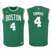 Boston Celtics Basketball Trøjer 2015-16 Isaiah Thomas 4# Road..