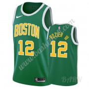 Billige Basketball Trøje Børn Boston Celtics 2019-20 Terry Rozier III 12# Grøn Earned Edition Swingm..