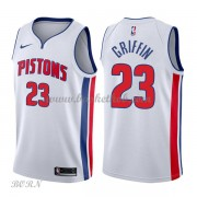 NBA Basketball Trøje Børn Detroit Pistons 2018 Blake Griffin 23# Association Edition..