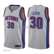 NBA Basketball Trøje Børn Detroit Pistons 2018 Jon Leuer 30# Statement Edition..