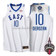 East All Star Game 2016 Demar Derozan 10# NBA Swingman Basketball Trøjer..