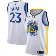 Golden State Warriors Basketball Trøjer NBA 2019-20 Draymond Green 23# Hvid Association Edition Swin..