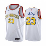 Golden State Warriors Basketball Trøjer NBA 2019-20 Draymond Green 23# Hvid Classics Edition Swingma..