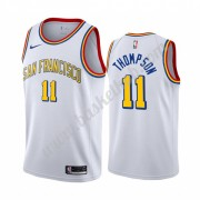 Golden State Warriors Basketball Trøjer NBA 2019-20 Klay Thompson 11# Hvid Classics Edition Swingman..