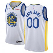 Golden State Warriors Basketball Trøjer NBA 2019-20 Hvid Association Edition Swingman..