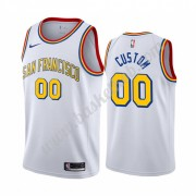 Golden State Warriors Basketball Trøjer NBA 2019-20 Hvid Classics Edition Swingman..