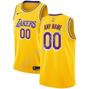 Los Angeles Lakers Basketball Trøjer NBA 2019-20 Guld Icon Edition Swingman..