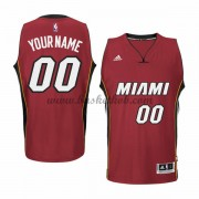 Miami Heat Basketball Trøjer 2015-16 Alternate..