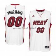 Miami Heat Basketball Trøjer 2015-16 Home..