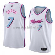 Miami Heat Basketball Trøjer 2018 Goran Dragic 7# City Edition..