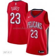 NBA Basketball Trøje Børn New Orleans Pelicans 2018 Anthony Davis 23# Statement Edition..