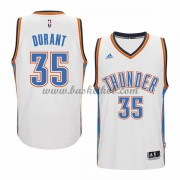 Oklahoma City Thunder Basketball Trøjer 2015-16 Kevin Durant 35# Home..