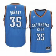 Oklahoma City Thunder Basketball Trøjer 2015-16 Kevin Durant 35# Road..