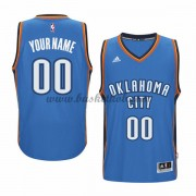 Oklahoma City Thunder Basketball Trøjer 2015-16 Road..